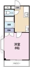 [賃貸物件]セ・ミュー川内詳細情報-間取り